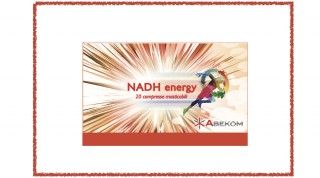 Nadh Energy - 20 Compresse Azione Immediata
