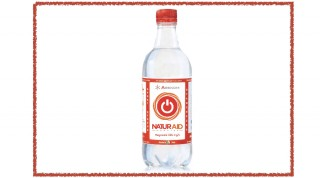 NATURAID ENERGY WATER: Acqua magnesiaca